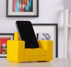Couch Designed Cell Phone Holder