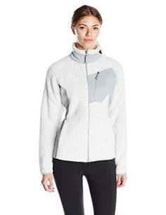 Columbia Women's Double Plush Sporty Full Zip Jacket * More info could be found at the image url.