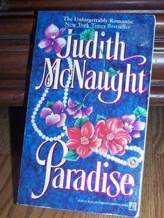 PARADISE by Judith McNaught PB Book Romance Novel ~COMBINE SHIPPING ONLY $1~ @Listia.com