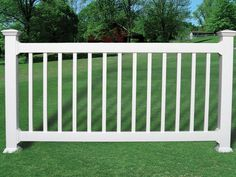 Fairway vinyl railing