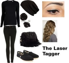"""""""The Laser Tagger"""" by katnisskitty12 on Polyvore"""
