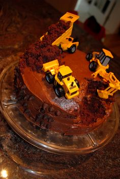 New Mama's Corner: Construction/Work Zone birthday party theme ideas (LOTS of pictures)