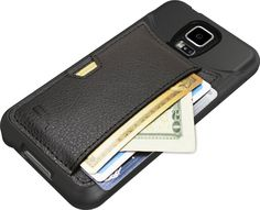 Galaxy S5 Wallet - Q Card Case for Samsung Galaxy S5 | Jewelry And Bling
