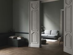 Lune Sofa by Fritz Hansen - via Coco Lapine Design