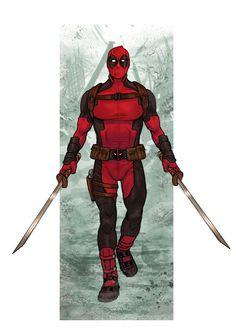 Deadpool - Lucas Werneck