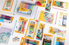 BIC: celebrating handwriting with the Fight for your Write Campaign | Sponsor of the Cool Mom Picks Back to School Guide 2016