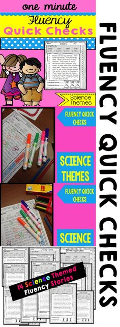 Motivate a love for reading with high interest science passages. Ideal for 2nd-4th grade. Great way to practice Fluency and learn about science content too.