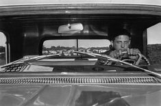 lee friedlander and the on the road mentality