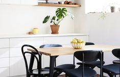 Jelanie blog - The Melbourne home of Suzy Tuxen and Shane Loorham - dinning