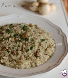 Risotto champignon 2