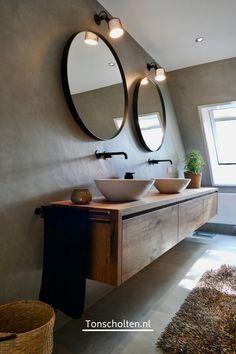 Dream Bathrooms, Beautiful Bathrooms, Dream Home Design, Home Interior Design, Bathroom Design Inspiration, Scandinavian Bathroom Design Ideas, Bathroom Design Luxury, Apartment Interior, Home Decor