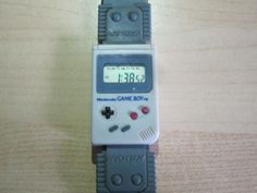 Gameboy Watchboy Rare collector's item from 1992... | it8Bit  #gameboy #watch