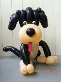 Perro de globos - Balloon dog. https://www.facebook.com/photo.php?fbid=489020694503692=a.220145064724591.55067.100001872986150=3