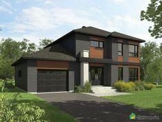 Modern Exterior, Interior Exterior, Exterior Design, Modern Window Design, Modern House Design, Modern House Floor Plans, Exterior Remodel, Villa Design, Exterior House Colors