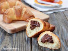 Brioche alla Nutella con esubero di pasta madre