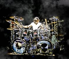 Cozy Powell, replaced Carl Palmer on one album, Emerson,Lake and Powell