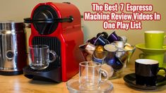 There are lot of brands and model of espresso machine available in the market. All of them are not suitable for your home and office according to your demand . We are going to review best seven espresso machine as your requirements spending plan and choices to help you figure out which one is best for you! If you are looking to buy a best espresso coffee machine  the main thing you have to make sense of is the thing that kind of coffee machine best suits you Click the link below to see all…