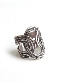 Intertwined Ring $10.00