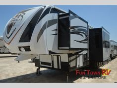 New 2015 Forest River RV XLR Thunderbolt 415AMP Toy Hauler Fifth Wheel at Fun Town RV | Cleburne, TX | #133951