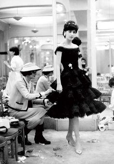 Coco Chanel & Párizs