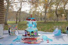 Little Einsteins Cake Bar