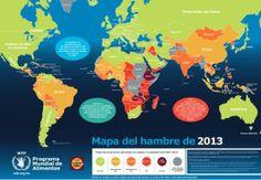 842 millones d hambrientos en un mundo en el que hay comida para todos