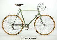 Steel Vintage Bikes - Claud Butler International Club Classic Bicycle