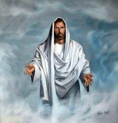 Jesus nos recebe no céu