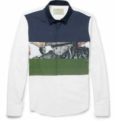 Father's Day: shirt by Wooyoungmi from Mr. Porter