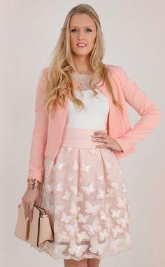 classic roze bolero