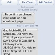 SMS biggest achievement is proving that mobile marketing works