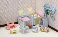 Sylvanian Families Sylvanian Families - Nightlight Nursery Set S4267