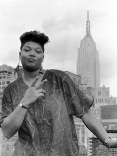 queen latifah hip hop