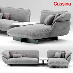cassina 550 BEAM SOFA SYSTEM Model available on Turbo Squid, the world's leading provider of digital models for visualization, films, television, and games.