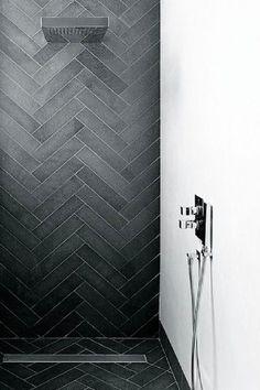 Idées déco pour une salle de bain moderne et contemporaine | @DecoCrush - www.decocrush.fr