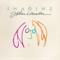 John Lennon - Imagine: John Lennon, Music From The Motion Picture Parlophone PCSP 722 - Enregistré de 1963 à 1980 - Sortie le 10 octobre 1983 Note: 5/10