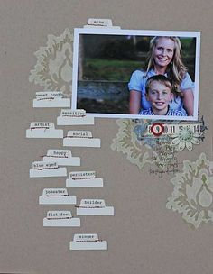 Jenni Bowlin Studio's Gallery: Mine by Jenni Bowlin, scrapbook.com