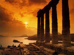 The Secret Real Truth: ΔΙΑΒΑΣΤΕ ΓΙΑ ΤΗΝ ΠΑΝΑΡΧΑΙΑ ΠΡΟΕΛΕΥΣΗ ΜΑΣ!!!Μια αναλυτική έρευνα που δεν θα μάθετε στα συμβατικά μέσα.. Northern Lights, Greece, Celestial, Sunset, Nature, Travel, Outdoor, The Secret, Wolf