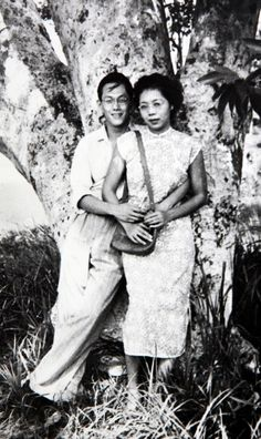 Lee Kuan Yew: Man in love | The New Paper