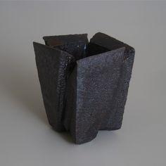 black - sculpture - Jonathan Cross