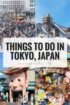 Things To Do In Tokyo: The Best of Japan's Capital City