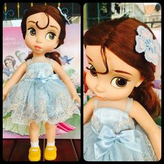 Disney Baby doll clothes dress clothing Animator's collection Princess012 #newbrand