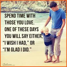 Time is so precious, don't waste it