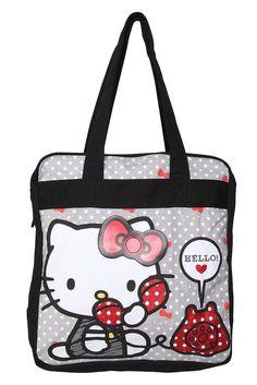 Hello Kitty Hello Goodbye Phone Tote