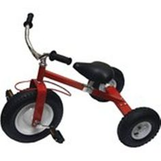 All Terrain Tricycle Red