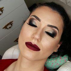 #makeup #esfumado #madrinha #convidada #formanda