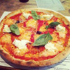 D.O.C. Pizza & Mozzarella Bar in Carlton, VIC