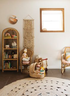 Inside The Boho Nursery We Want All To Ourselves | Glitter Guide