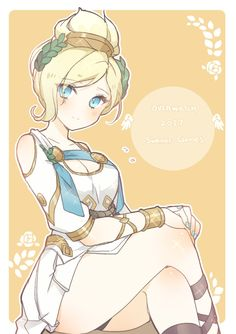 Winged Victory Mercy - More at https://pinterest.com/supergirlsart #summer #games #overwatch #nike #cute #fanart