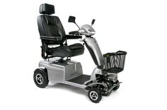 Quingo Toura 2 Mobility Scooter - Our ultimate scooter!